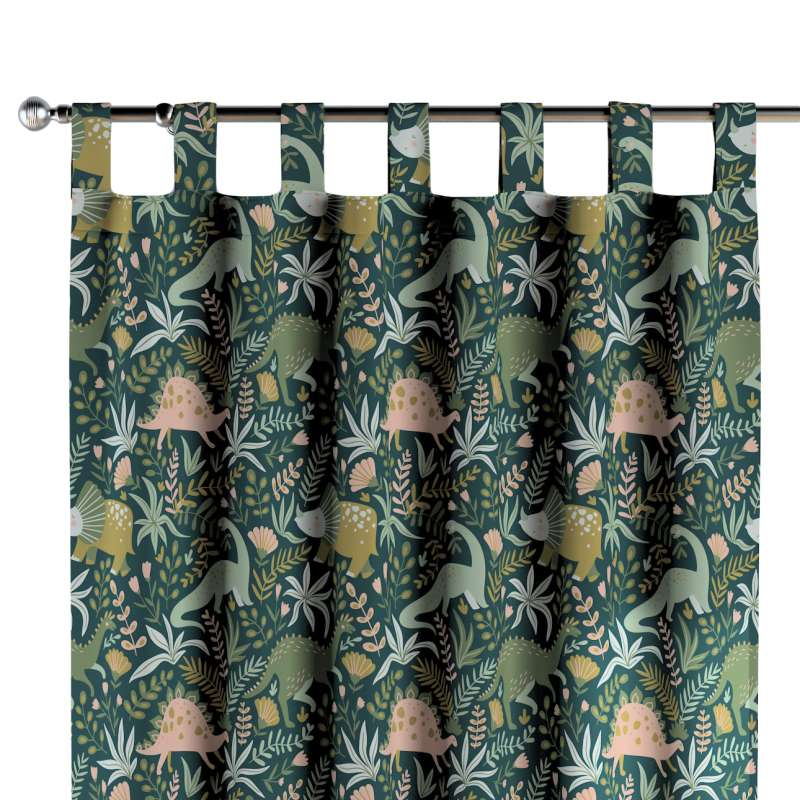 Tab top curtains in collection Magic Collection, fabric: 500-20