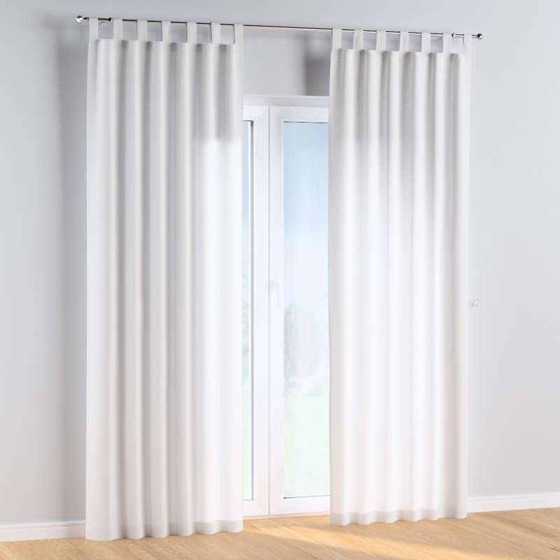 Tab top curtains in collection Happiness, fabric: 133-02