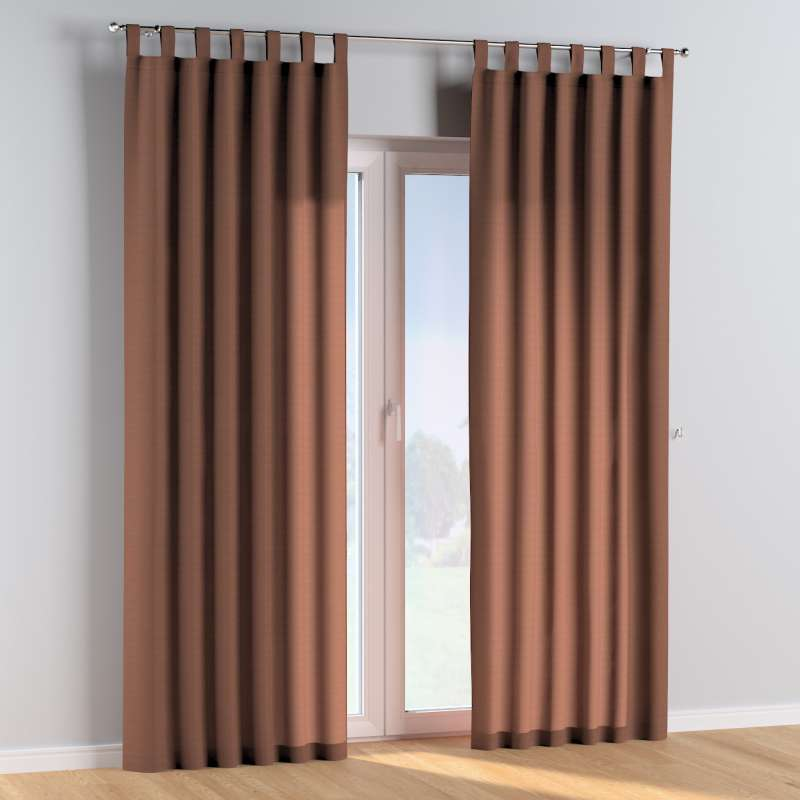 Tab top curtains in collection Happiness, fabric: 133-09
