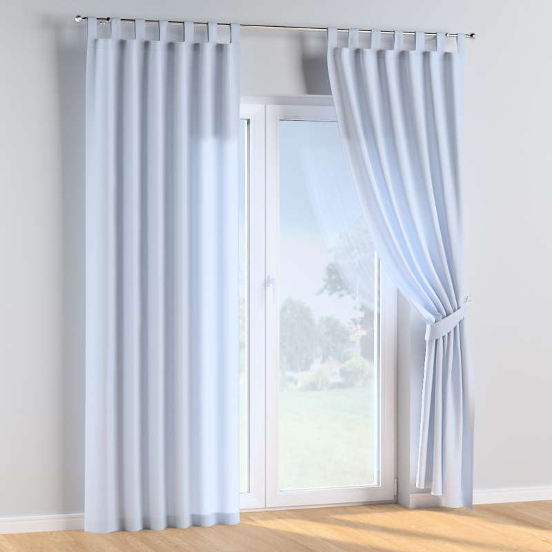 Tab top curtains in collection Happiness, fabric: 133-35