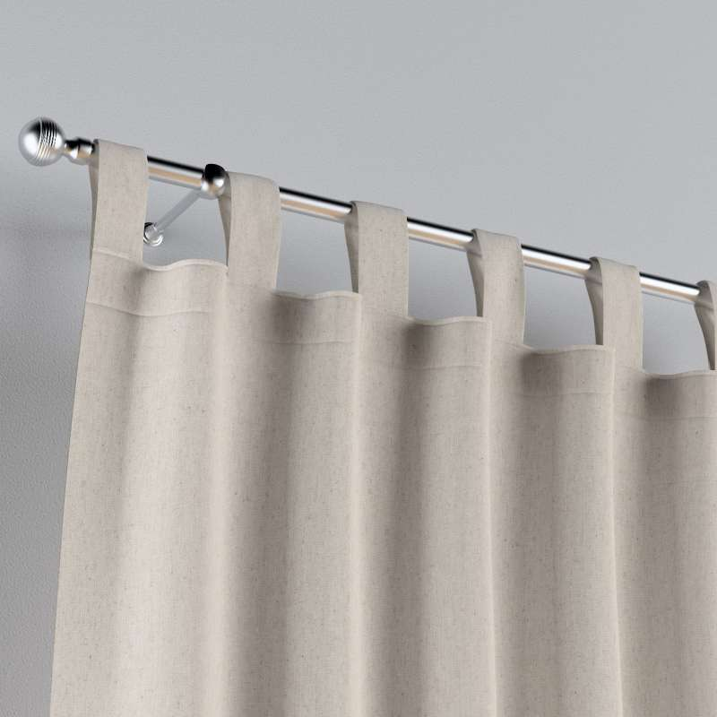Tab top curtains in collection Happiness, fabric: 133-65