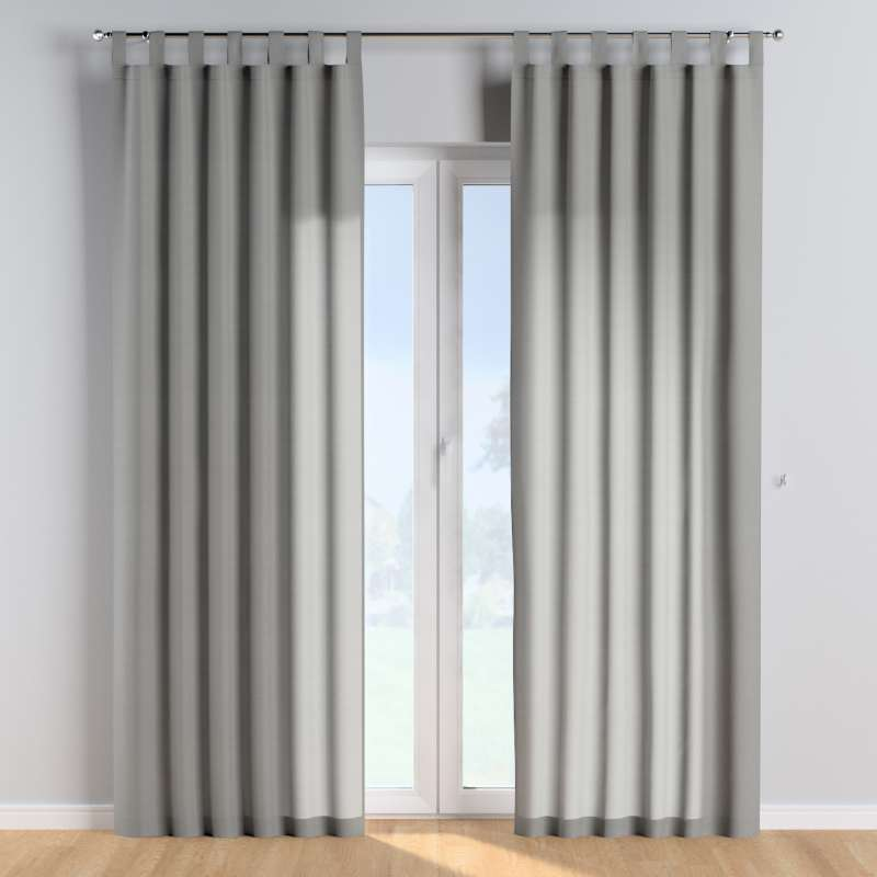 Tab top curtains in collection Happiness, fabric: 133-24