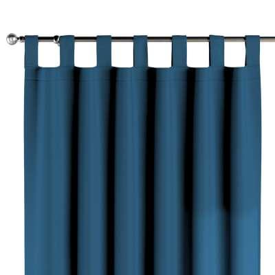 Kilpelių užuolaidos 1 vnt. 702-30 tamsi mėlyna Kolekcija Cotton Story