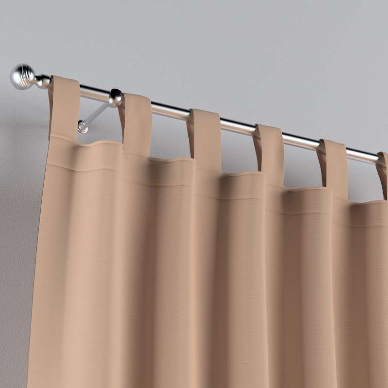 Tab top curtains in collection Cotton Story, fabric: 702-01