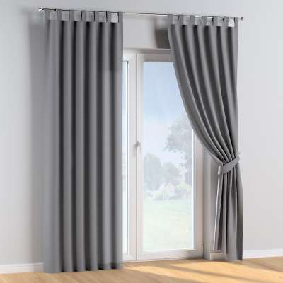 Tab top curtains in collection Cotton Story, fabric: 702-07