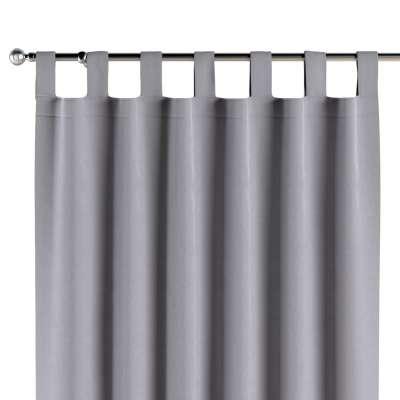 Kilpelių užuolaidos 1 vnt. 704-24 pilka-sidabrinė Kolekcija Posh Velvet