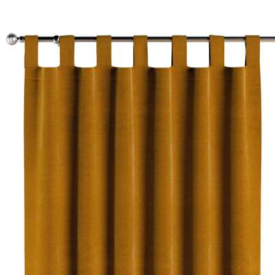 Tab top curtains 704-23 Collection Posh Velvet