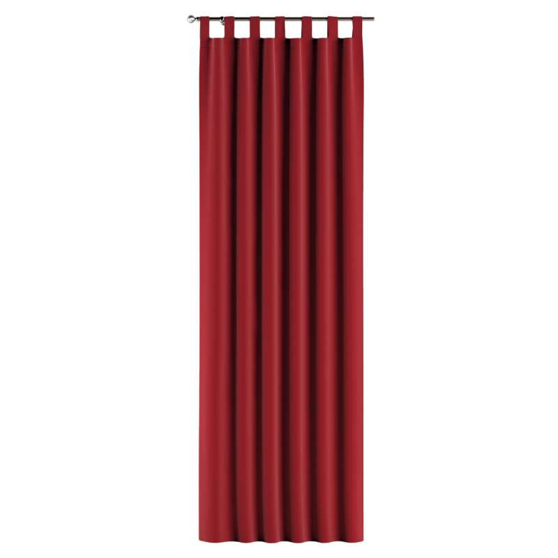 Tab top curtains in collection Posh Velvet, fabric: 704-15