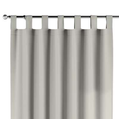 Tab top curtains 702-31 dove grey Collection Cotton Story