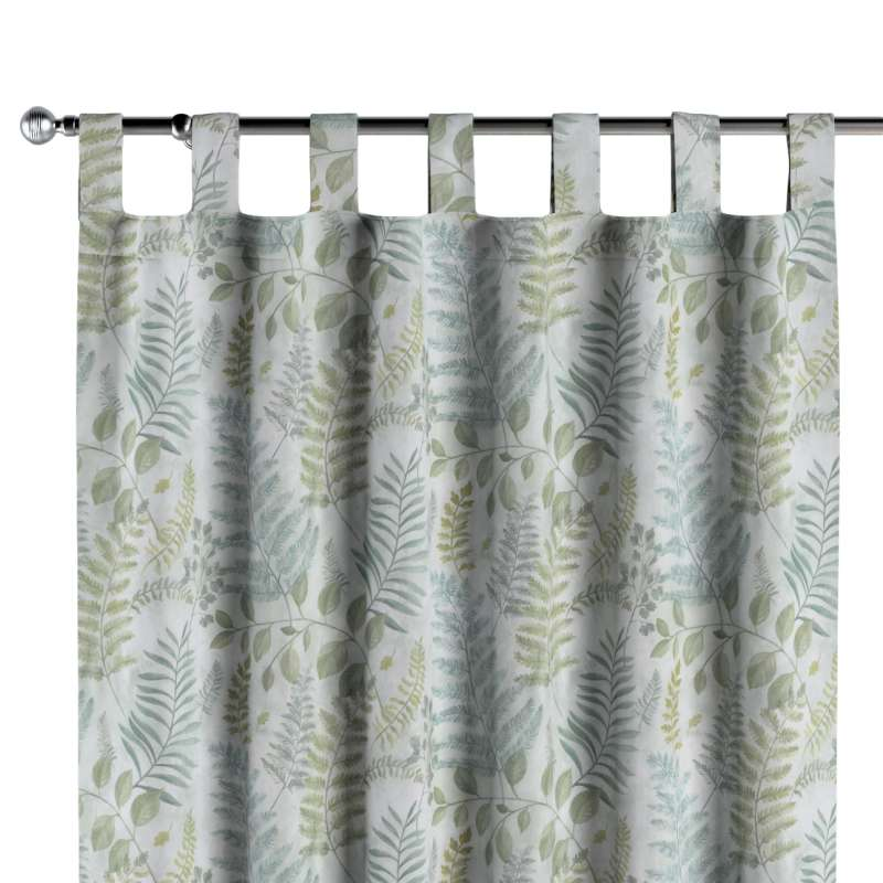 Záves na pútkach V kolekcii Pastel Forest, tkanina: 142-46