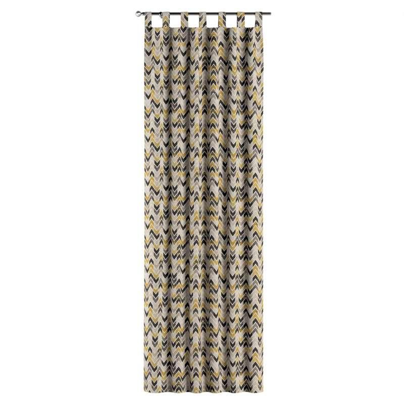 Gardin med stropper 1 stk. fra kollektionen Modern, Stof: 142-79