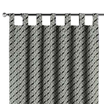 Schlaufenschal von der Kollektion Black & White, Stoff: 142-78