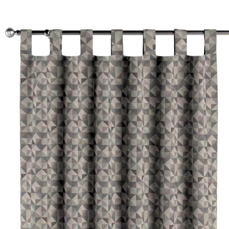 Gardin med stropper 1 stk. fra kolleksjonen Retro Glam, Stoffets bredde: 142-84