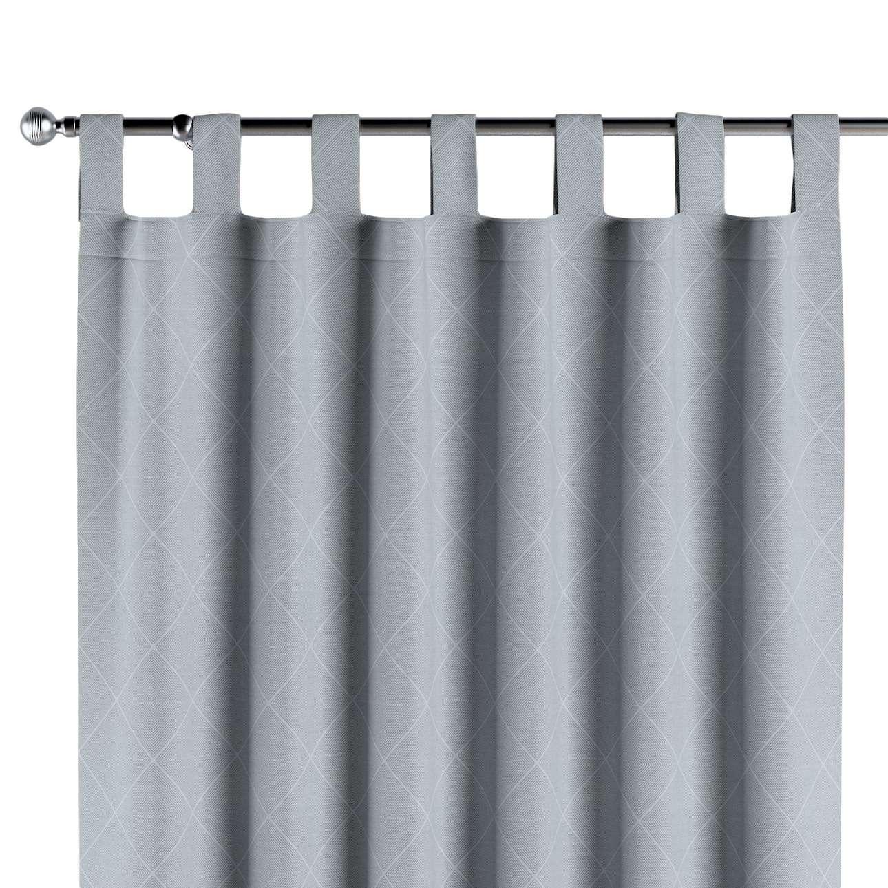 Schlaufenschal, grau-silbern, 130 × 260 cm, Venice (142-57) günstig online kaufen