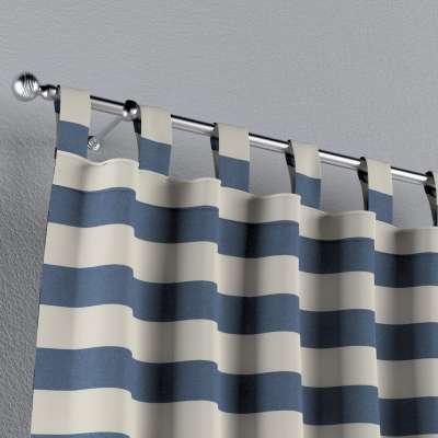 Zasłona na szelkach 1 szt. w kolekcji Quadro, tkanina: 142-70