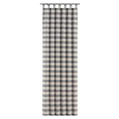 Zasłona na szelkach 1 szt. w kolekcji Quadro, tkanina: 142-71