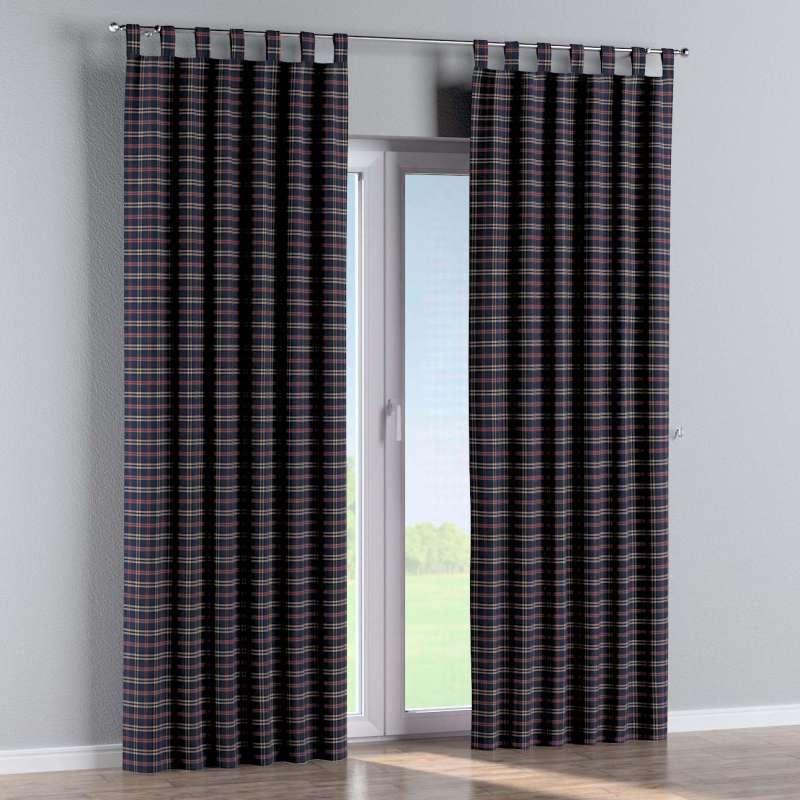 Zasłona na szelkach 1 szt. w kolekcji Bristol, tkanina: 142-68