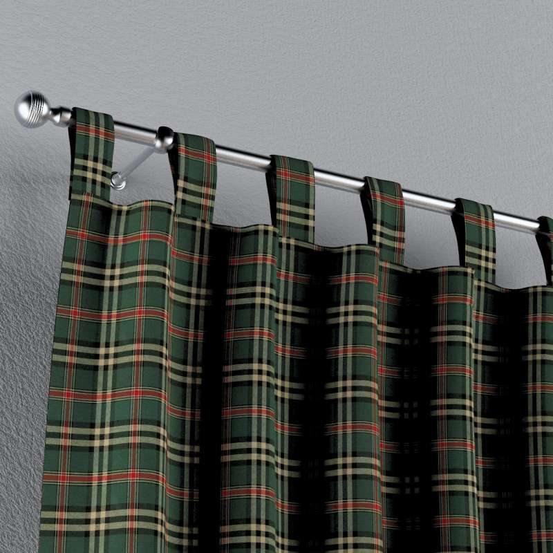Gardin med stropper 1 stk. fra kollektionen Bristol, Stof: 142-69