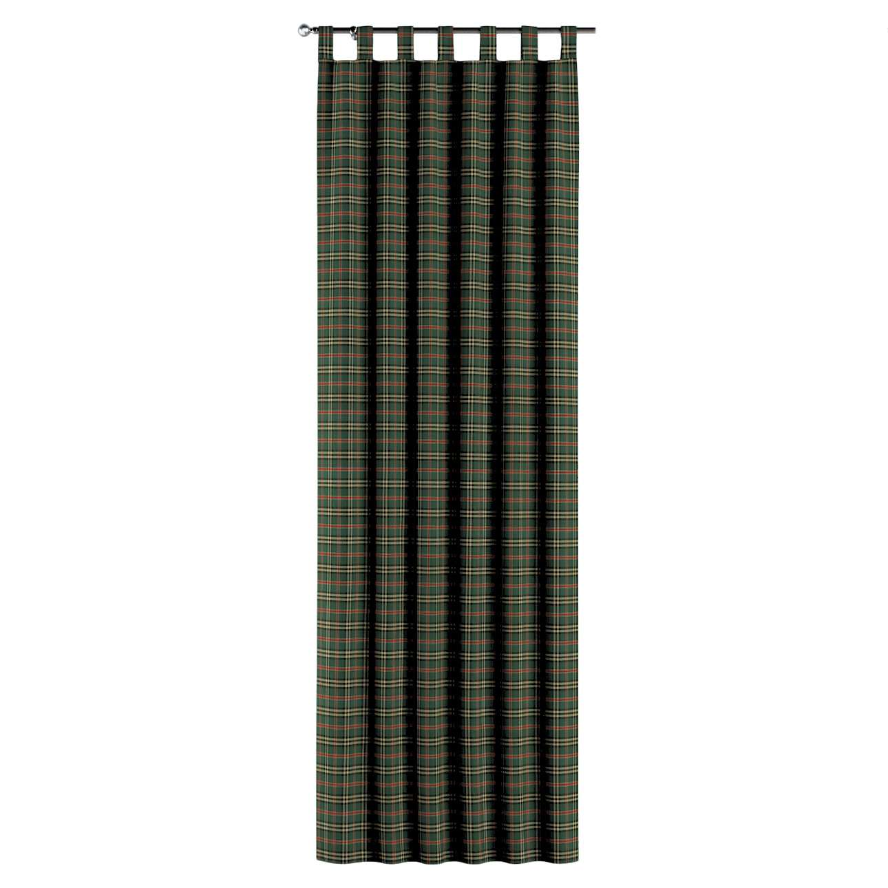 Zasłona na szelkach 1 szt. w kolekcji Bristol, tkanina: 142-69