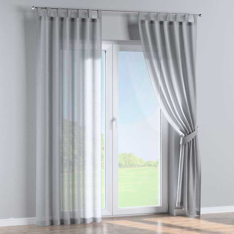 Tab top curtains in collection Sweet Secret, fabric: 142-90
