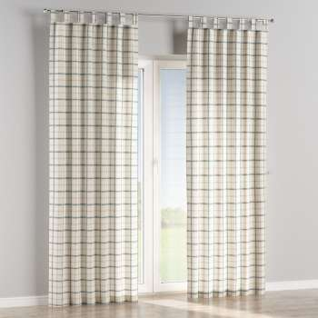 Tab top curtains 130 x 260 cm (51 x 102 inch) in collection Avinon, fabric: 131-66