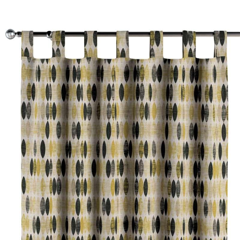 Zasłona na szelkach 1 szt. w kolekcji Modern, tkanina: 142-99