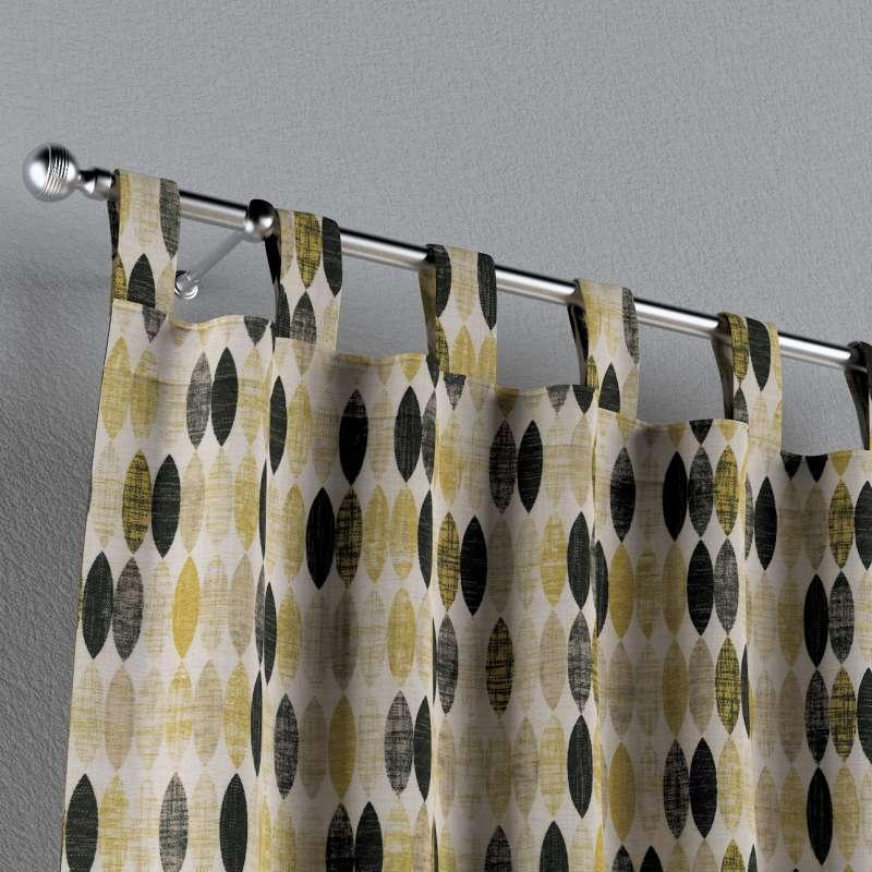 Záves na pútkach V kolekcii Modern, tkanina: 142-99
