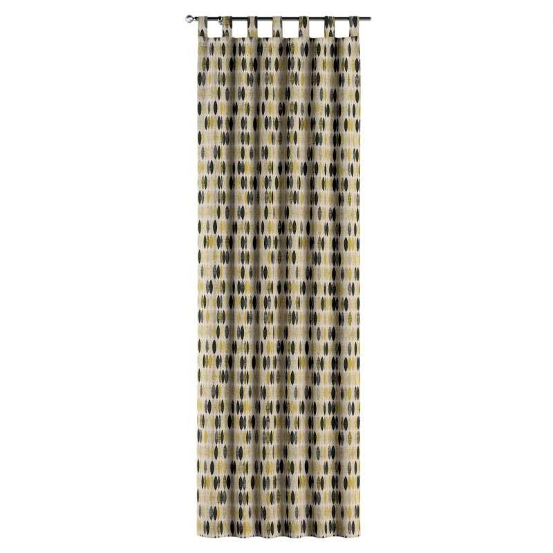 Gardin med stropper 1 stk. fra kollektionen Modern, Stof: 142-99