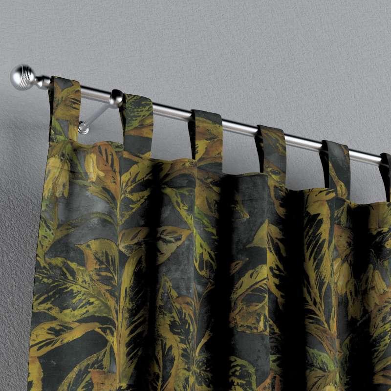 Záves na pútkach V kolekcii Abigail, tkanina: 143-01