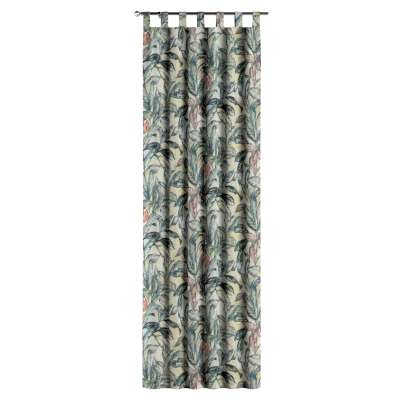 Zasłona na szelkach 1 szt. w kolekcji Abigail, tkanina: 143-08