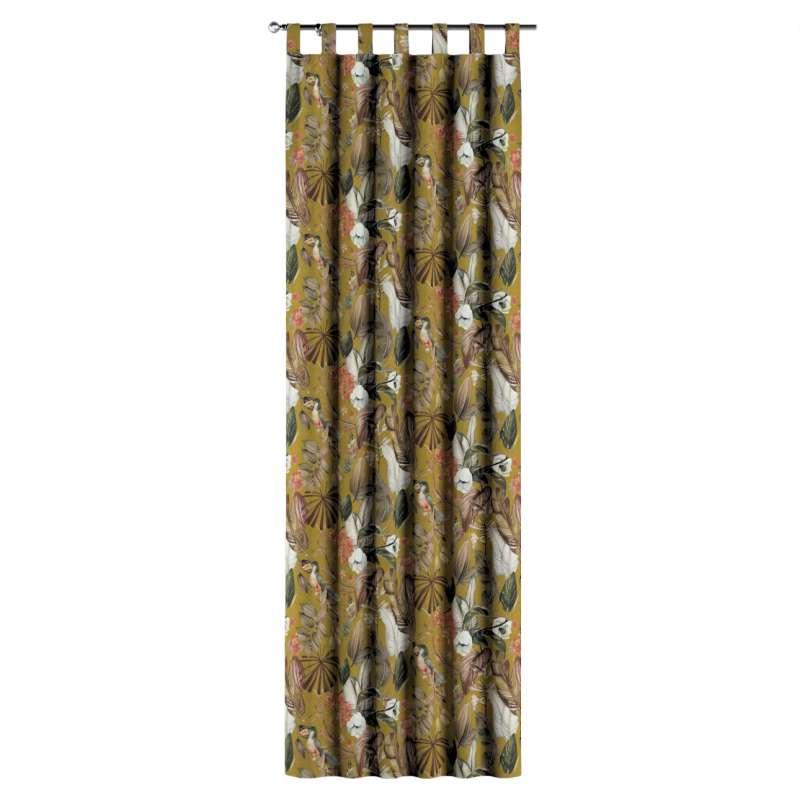 Gardin med stropper 1 stk. fra kollektionen Abigail, Stof: 143-09