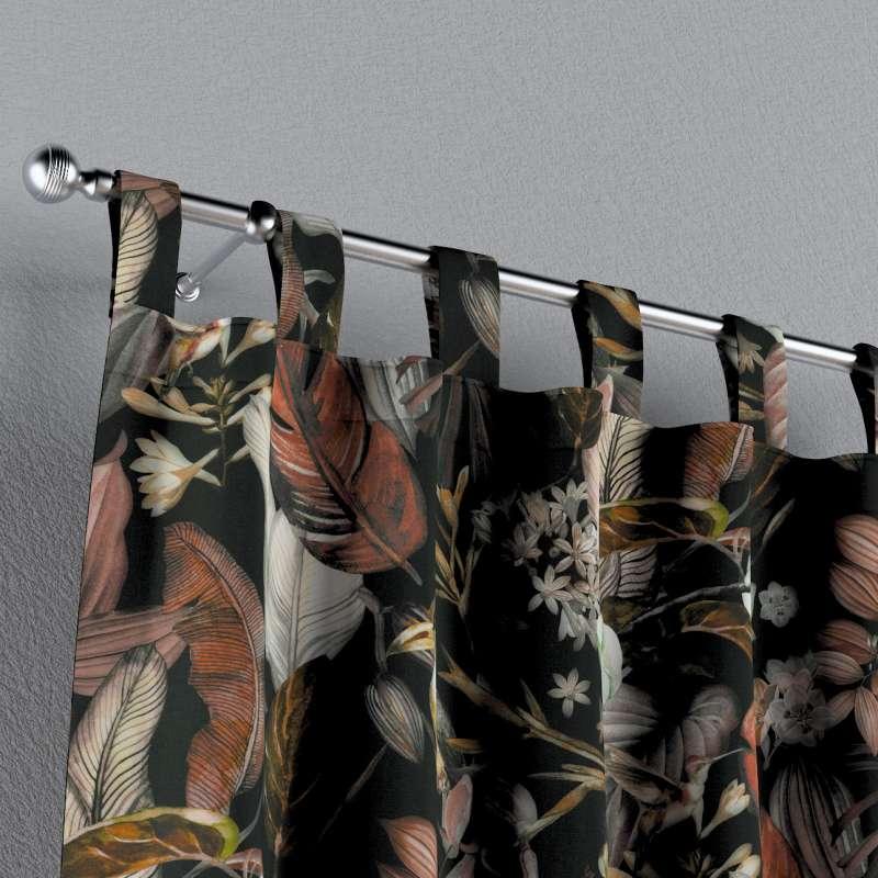 Gardin med stropper 1 stk. fra kolleksjonen Abigail, Stoffets bredde: 143-10