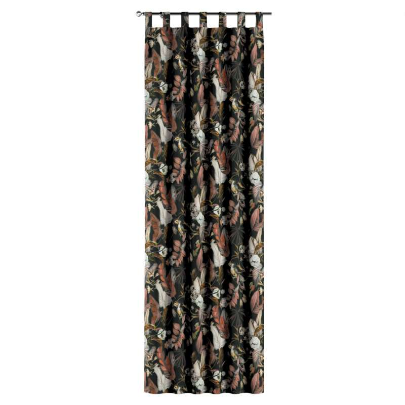 Gardin med stropper 1 stk. fra kollektionen Abigail, Stof: 143-10