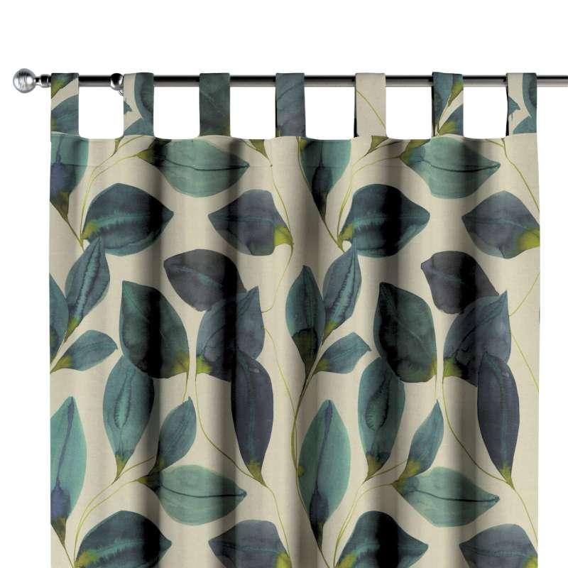 Záves na pútkach V kolekcii Abigail, tkanina: 143-15