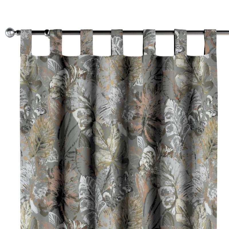 Gardin med stropper 1 stk. fra kollektionen Abigail, Stof: 143-19
