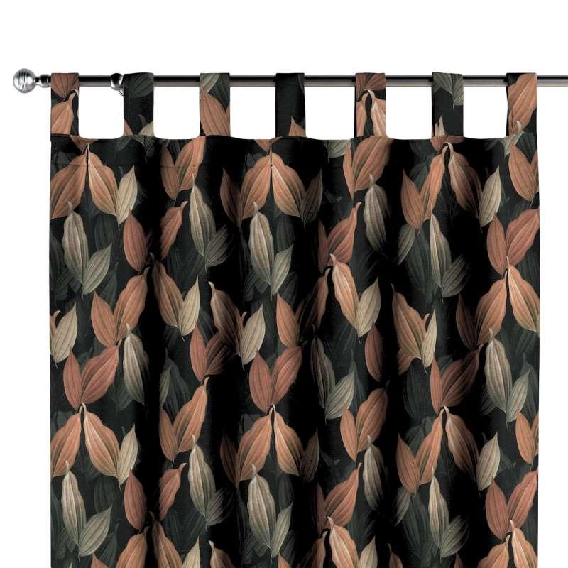 Záves na pútkach V kolekcii Abigail, tkanina: 143-21