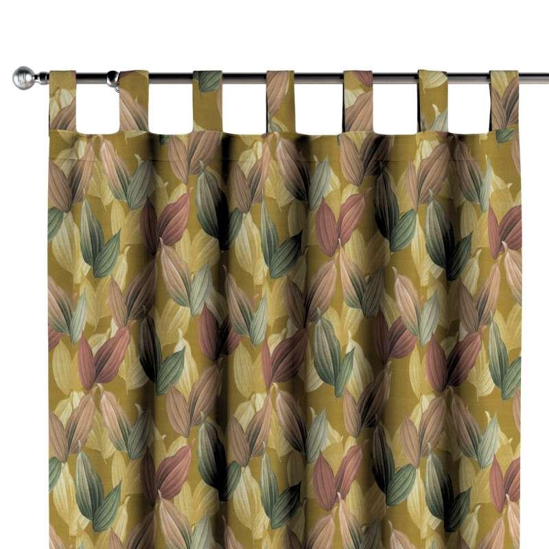 Záves na pútkach V kolekcii Abigail, tkanina: 143-22