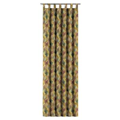 Zasłona na szelkach 1 szt. w kolekcji Abigail, tkanina: 143-22