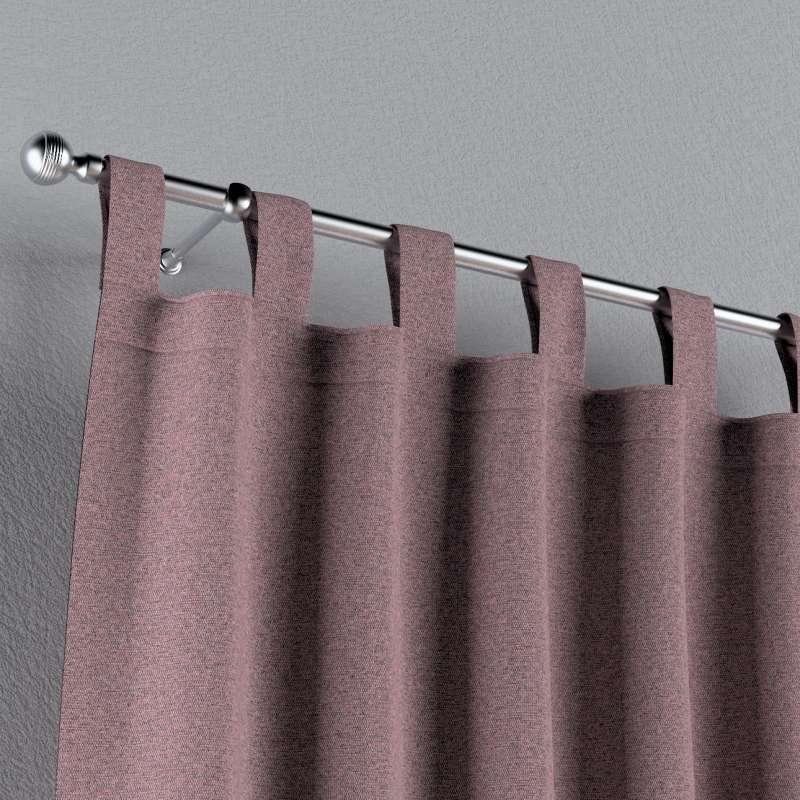 Záves na pútkach V kolekcii Amsterdam, tkanina: 704-48