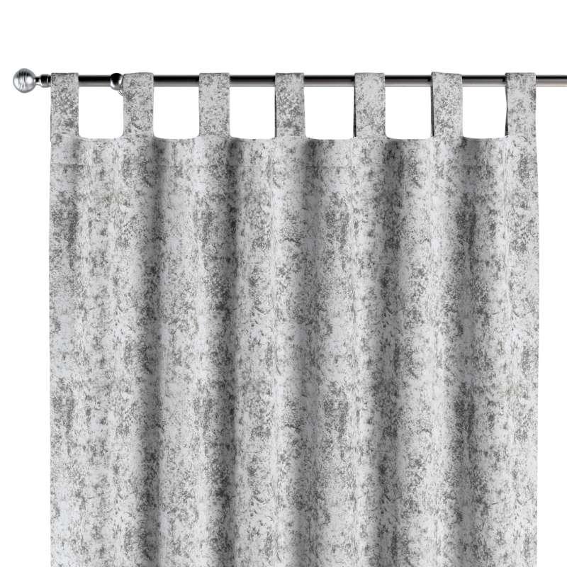 Gardin med stropper 1 stk. fra kollektionen Velvet, Stof: 704-49