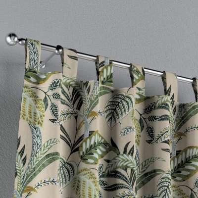 Zasłona na szelkach 1 szt. w kolekcji Tropical Island, tkanina: 142-96