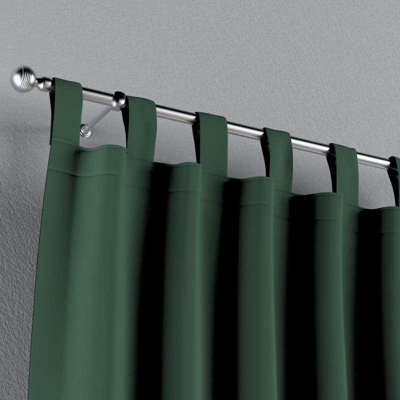 Gardin med stropper 1 stk. fra kollektionen Blackout mørklægning, Stof: 269-18