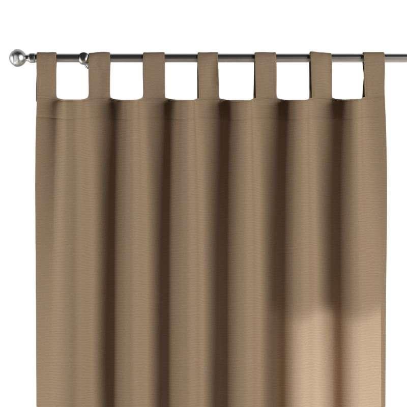 Gardin med stropper 1 stk. fra kollektionen Quadro II, Stof: 136-09