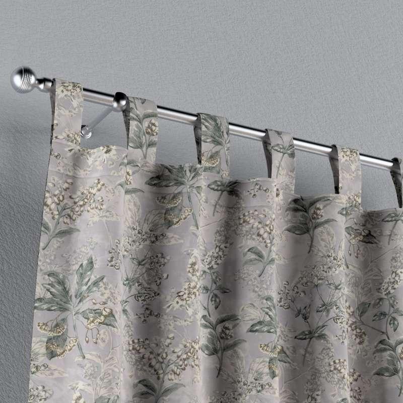 Záves na pútkach V kolekcii Londres, tkanina: 143-37