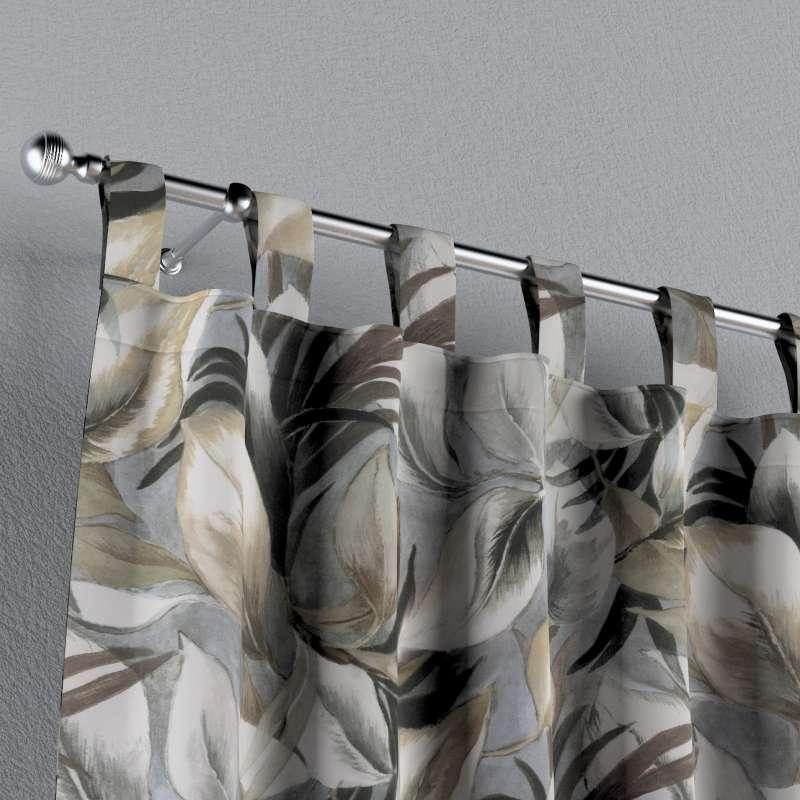 Záves na pútkach V kolekcii Abigail, tkanina: 143-60