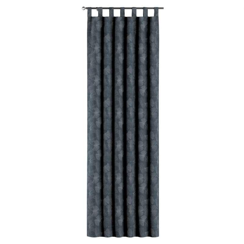 Gardin med stropper 1 stk. fra kollektionen Venice, Stof: 143-52