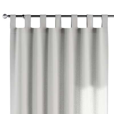 Zasłona na szelkach 1 szt. 159-06 ciepły biały Kolekcja Linen
