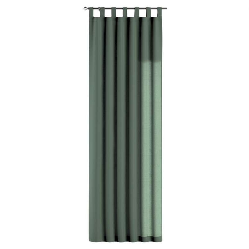 Gardin med stropper 1 stk. fra kollektionen Linen, Stof: 159-08
