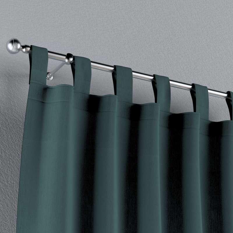 Gardin med stropper 1 stk. fra kolleksjonen Linen, Stoffets bredde: 159-09