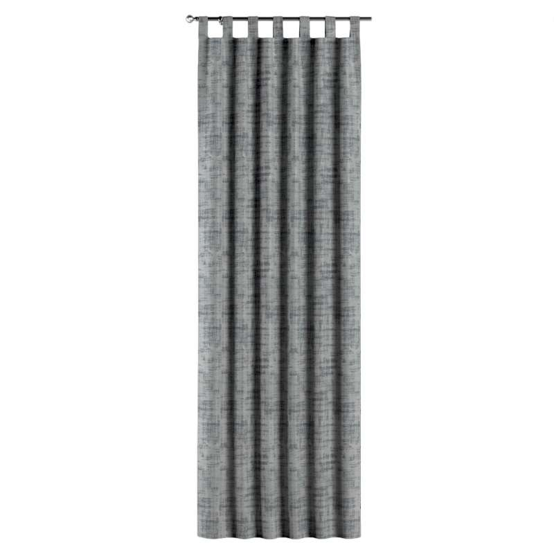 Zasłona na szelkach 1 szt. w kolekcji Velvet, tkanina: 704-32